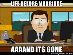 life before marriage
